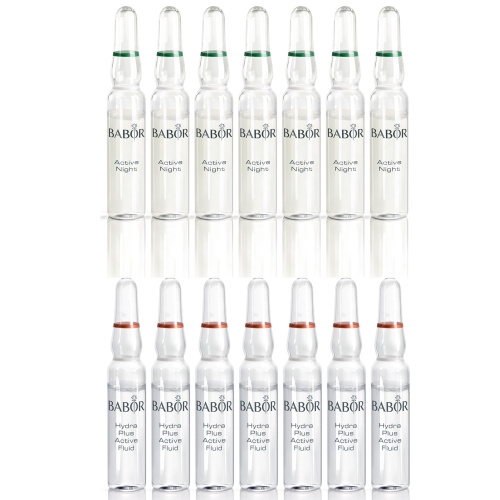 Moisturize & Illuminate: 14-Day Ampoule Set (20% OFF! Valued at $76)