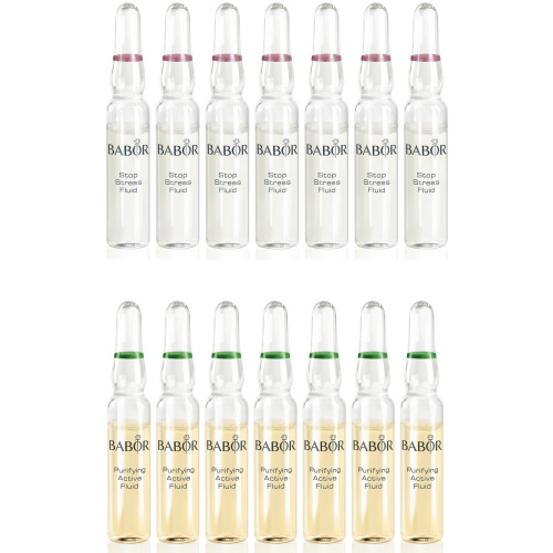 Calm & Purify: 14-Day Ampoule Set (15% OFF! Valued at $78)