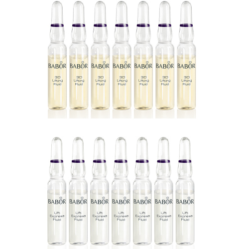 Lift & Firm: 14-Day Ampoule Set (15% OFF! Valued at $110)