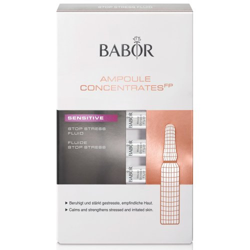 AMPOULE CONCENTRATES Stop Stress Fluid (15% OFF! Valued at $48)