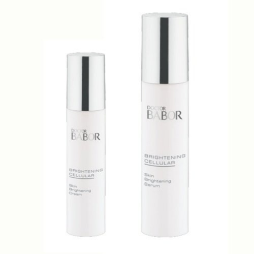 DOCTOR BABOR Skin Brightening Serum & Skin Brightening Cream (30% OFF! Valued at $197.00)