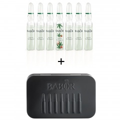 CHILL OUT HEMP AMPOULES with Travel Tin Gift Set