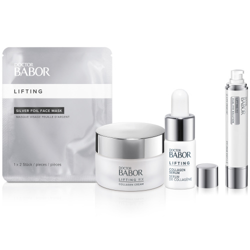 ANTI-AGING and ANTI-WRINKLE FACIAL SET