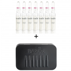 MATTE FINISH AMPOULES with Travel Tin Gift Set