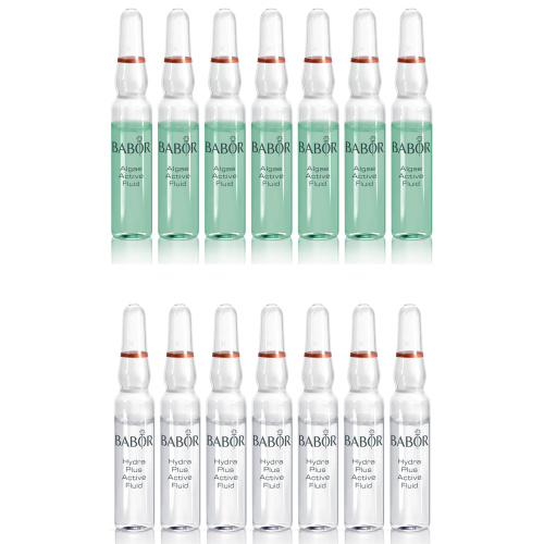 Hydrate & Replenish: 14-Day Ampoule Set (15% OFF! Valued at $78)