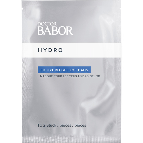 3D Hydro Gel Eye Pads (1 Pack)